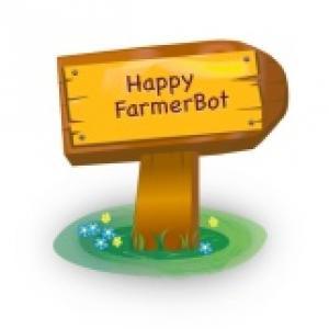Happy Farmer Bot for Telegram