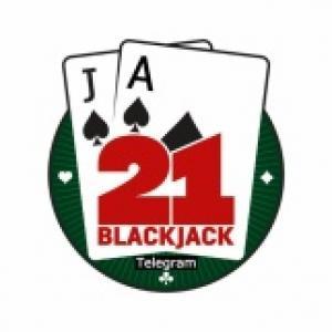 BlackJackBot for Telegram