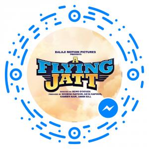 A Flying Jatt Movie Bot for Facebook Messenger