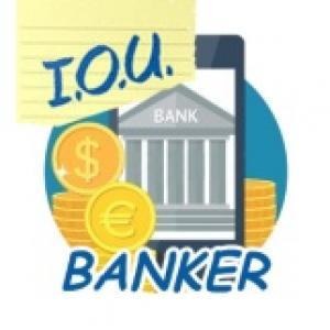 IOU Banker Bot for Telegram