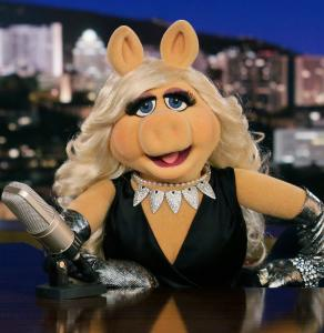 Miss Piggy Bot for Facebook Messenger