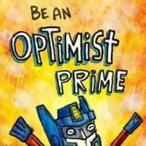 Optimist Prime Bot for Facebook Messenger