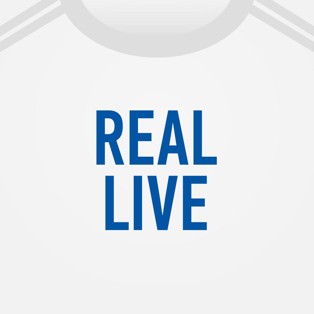 Real Madrid Live App Bot for Facebook Messenger