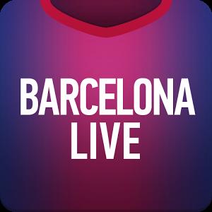 FC Barcelona Live App Bot for Facebook Messenger