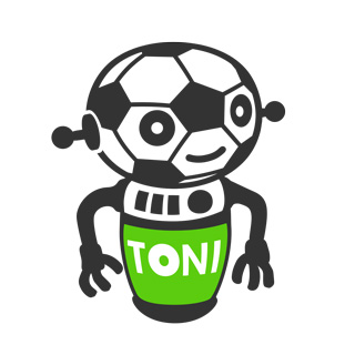 Toni, the Football Chatbot for Facebook Messenger