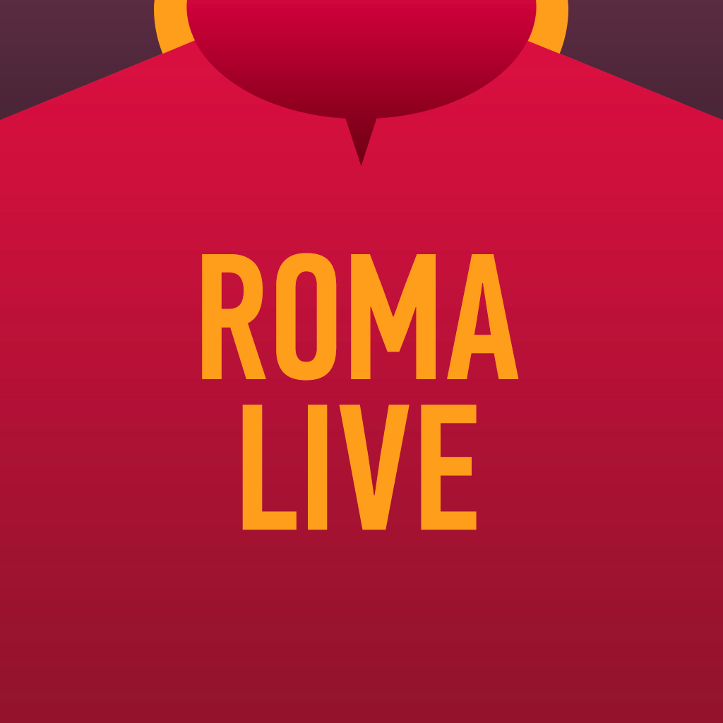 AS Roma Live App Bot for Telegram
