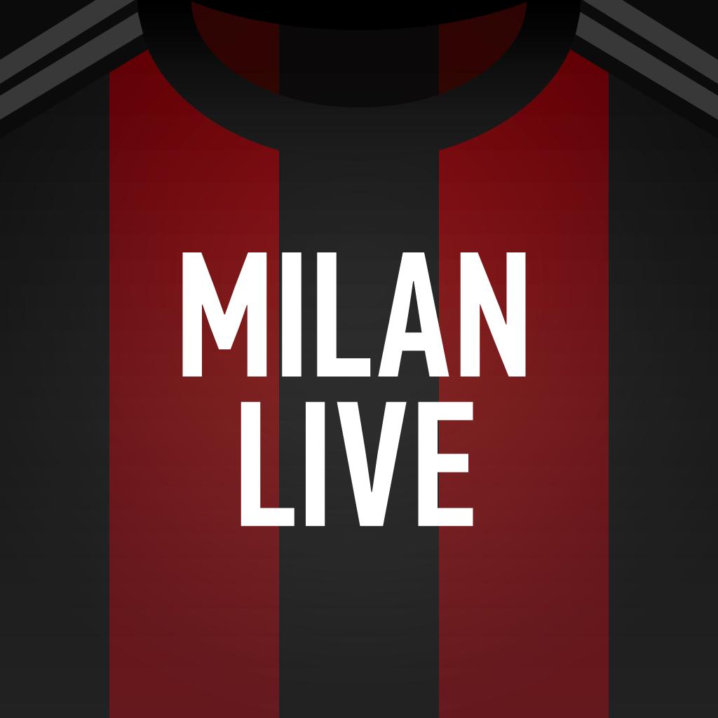 AC Milan Live App Bot for Facebook Messenger