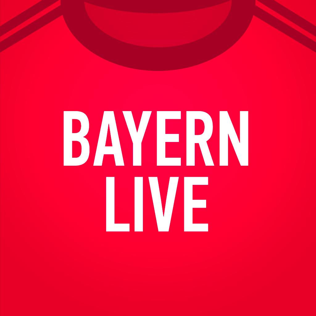 Bayern Live App Bot for Telegram