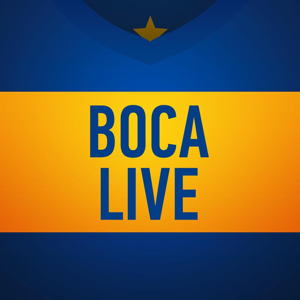 Boca Juniors Live App Bot for Facebook Messenger