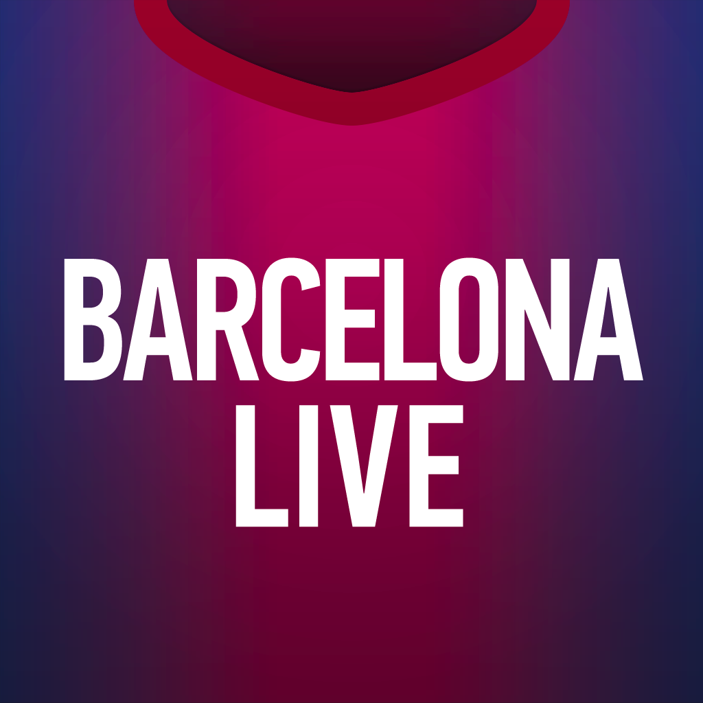 FC Barcelona Live App Bot for Telegram