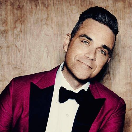 Robbie Williams Bot for Facebook Messenger