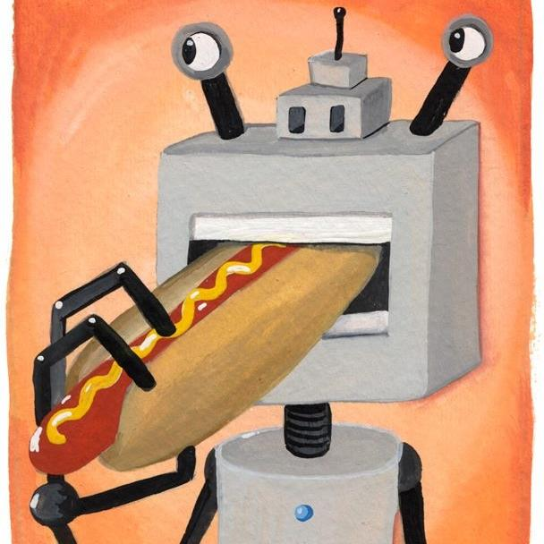 Hungry Bot for Facebook Messenger