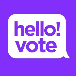 HelloVote Bot for Facebook Messenger