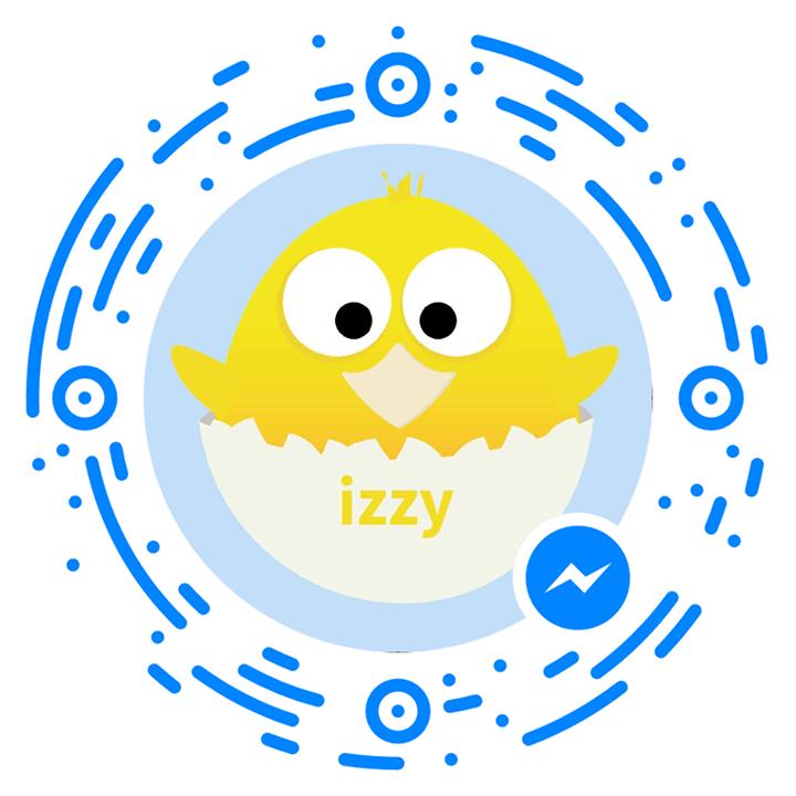 Izzy Bot for Facebook Messenger