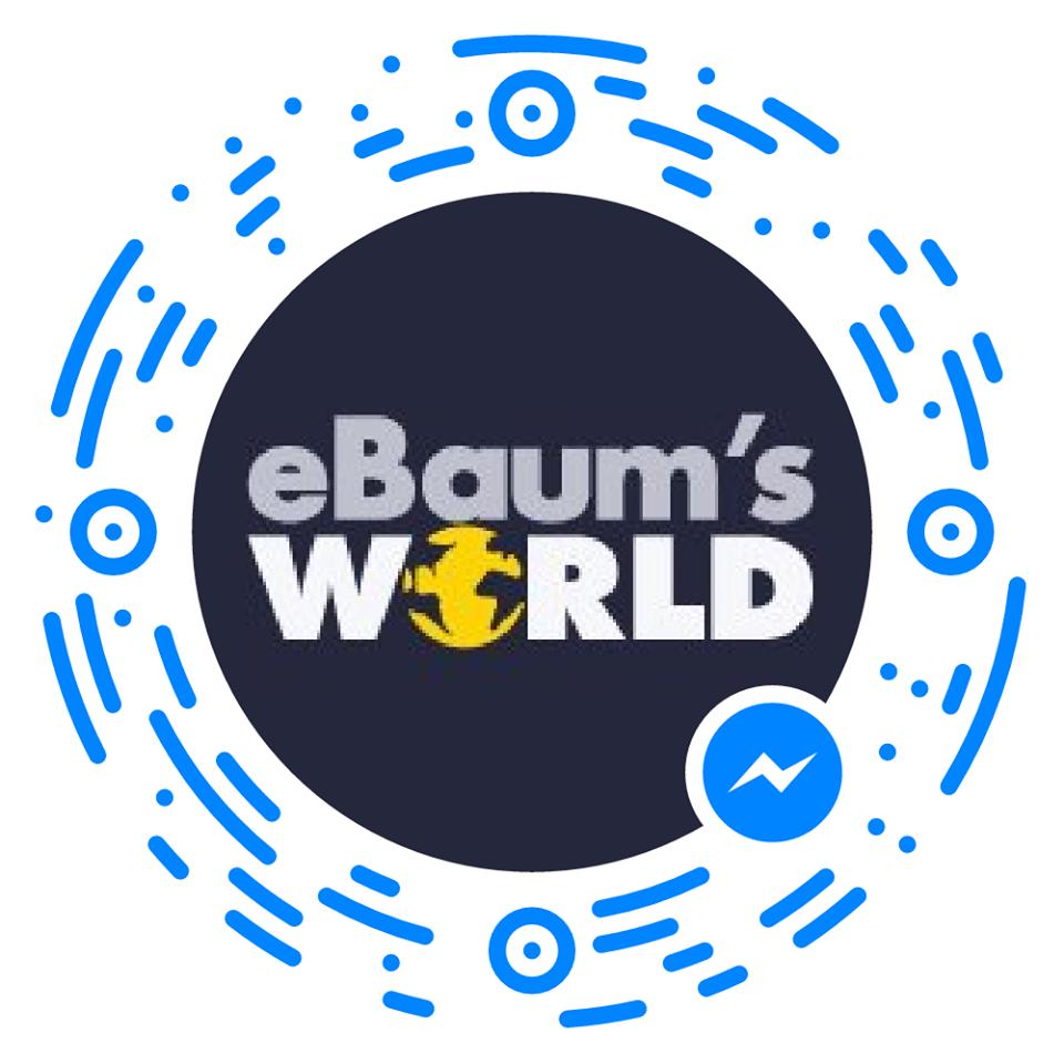 eBaum's World Bot for Facebook Messenger