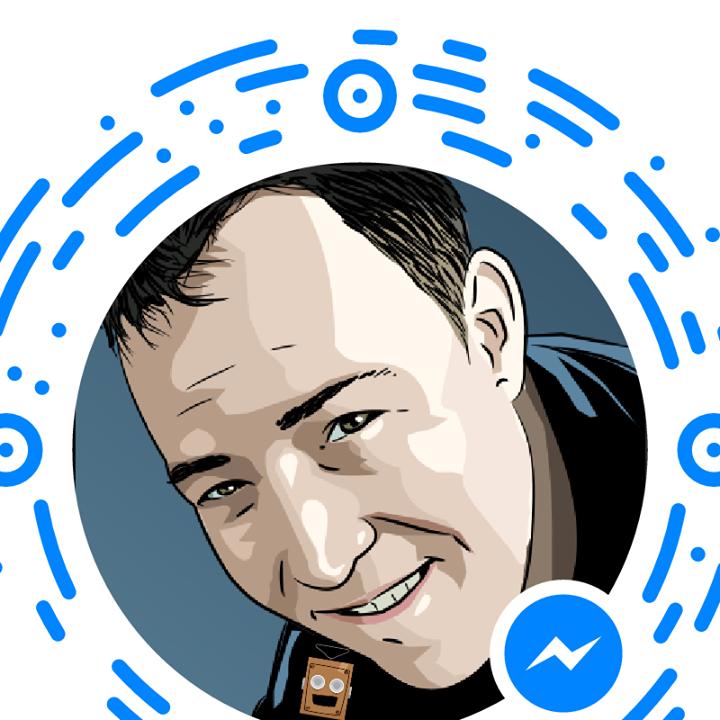 cv bot dominique dejonghe for facebook messenger