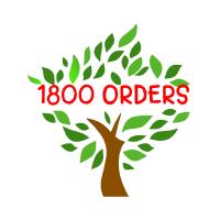 1800 ORDERS Bot for Facebook Messenger