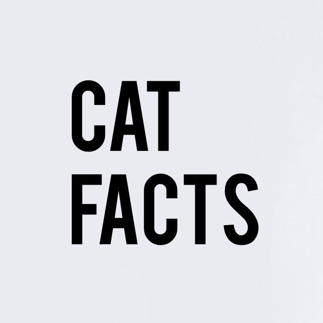 Cat Facts! Bot for Kik