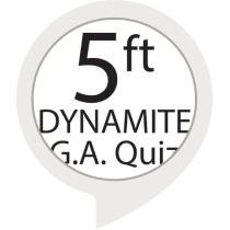 Dynamite's Unofficial Google Analytics Quiz