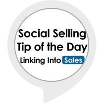 Social Selling Tip of the Day Bot for Amazon Alexa