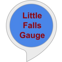 Little Falls Gauge Bot for Amazon Alexa