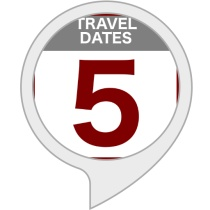 Travel Dates Bot for Amazon Alexa