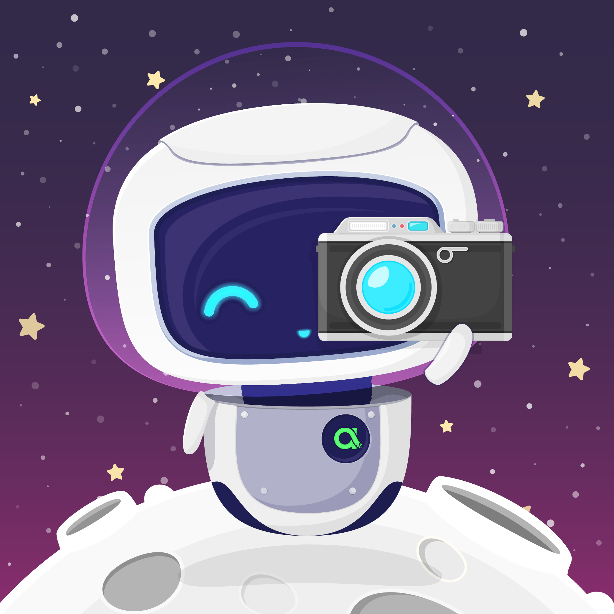 Spacebot for Facebook Messenger