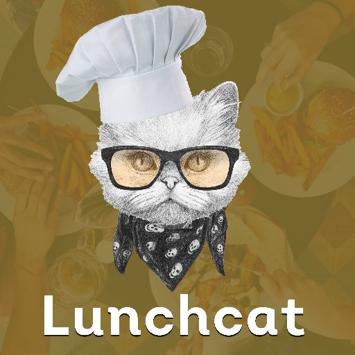 Lunchcat Bot for Facebook Messenger