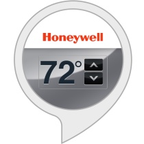 Honeywell Total Connect Comfort Bot for Amazon Alexa