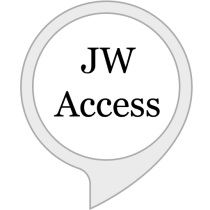 JW Access Bot for Amazon Alexa