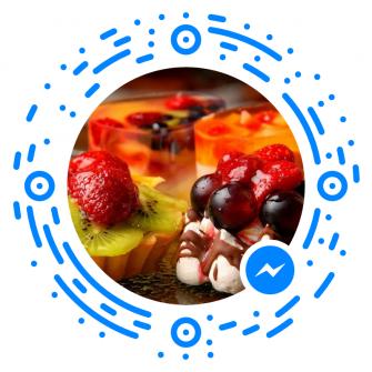 Orange foodbook Bot for Facebook Messenger