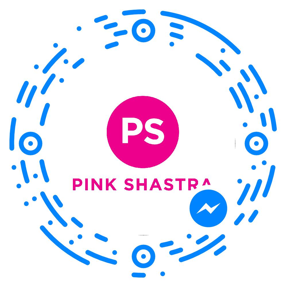 Pink Shastra Health assistant chatbot for Facebook Messenger