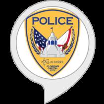 Tallahassee Online Police Statistics Bot for Amazon Alexa