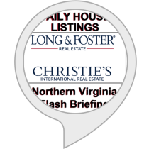 Northern Virginia Real Estate Bot for Amazon Alexa