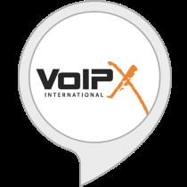 Voip X Bot for Amazon Alexa