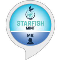 Starfish Me Bot for Amazon Alexa