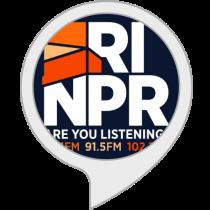 Rhode Island Public Radio Bot for Amazon Alexa