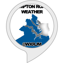 Hampton Roads Weather Forecast Bot for Amazon Alexa