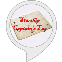 Starship Captain's Log Bot for Amazon Alexa