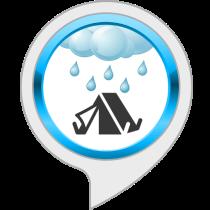 Sleep Sounds: Rain On A Tent Bot for Amazon Alexa