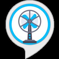 Sleep Sounds: Oscillating Fan Bot for Amazon Alexa