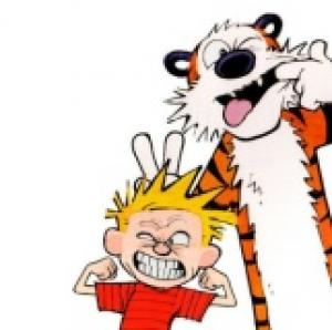 Calvin and Hobbes Bot for Telegram