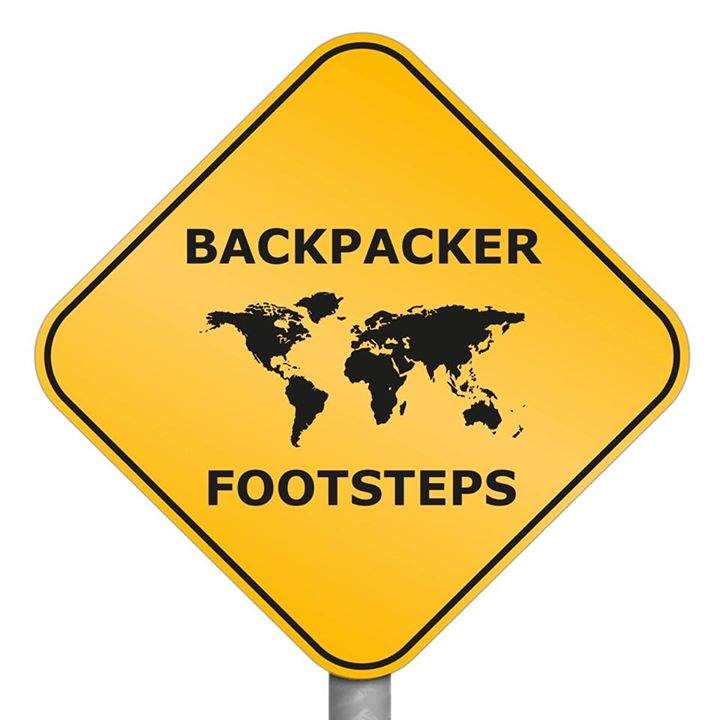 Backpacker-Footsteps Bot for Facebook Messenger