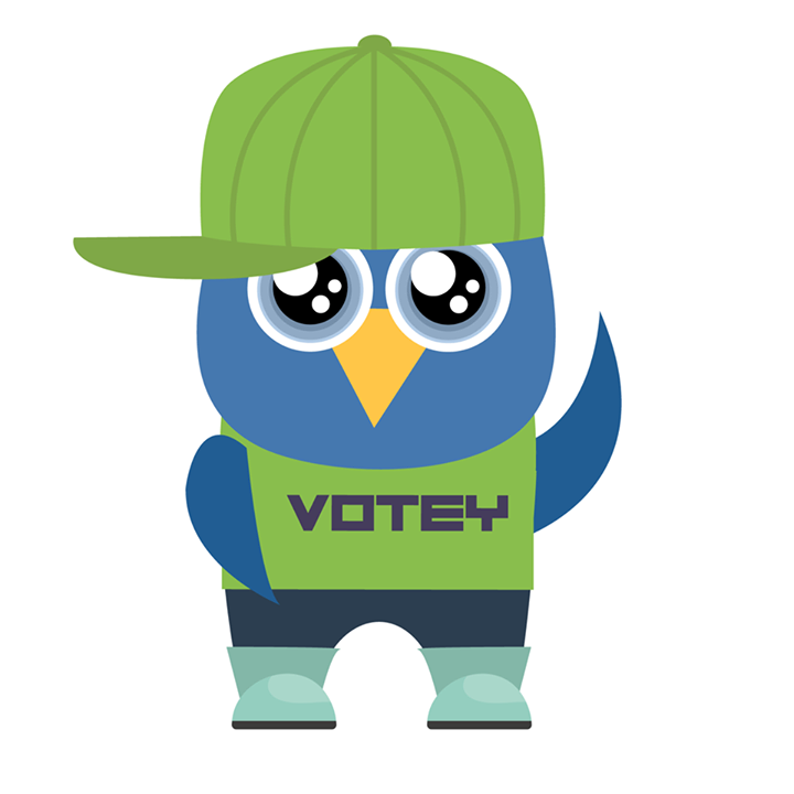 Votey.io (Make decisions with friends where to eat or go out or what to wear) Bot for Facebook Messenger