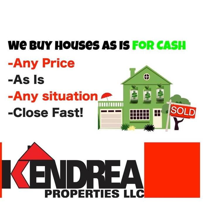 Kendrea Properties LLC Bot for Facebook Messenger