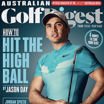 Australian Golf Digest Bot for Facebook Messenger