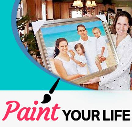 Paintyourlife.com Bot for Facebook Messenger