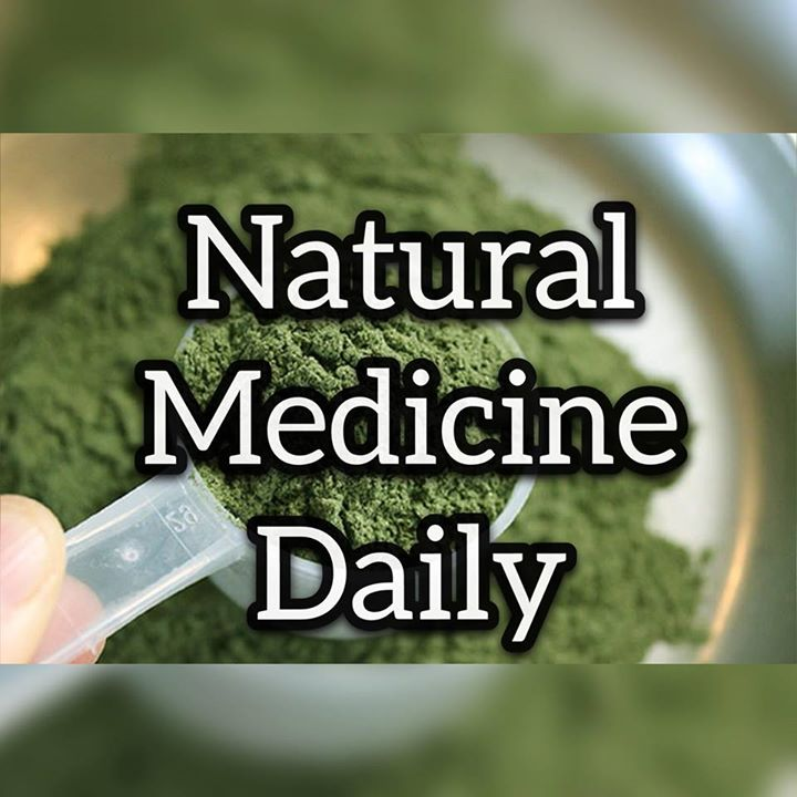 Natural Medicine Daily Bot for Facebook Messenger
