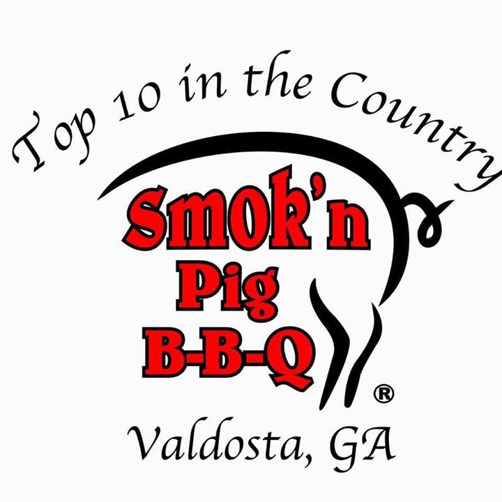Smok'n Pig Bot for Facebook Messenger