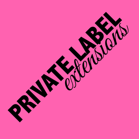 Private Label Extensions Bot for Facebook Messenger